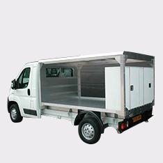 Dairy Vehicles