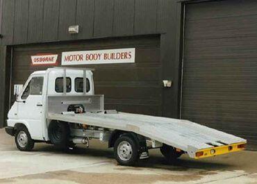 Beavertail Trucks