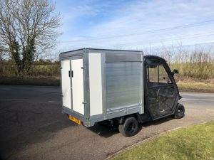 Commercial Vehicle Conversion